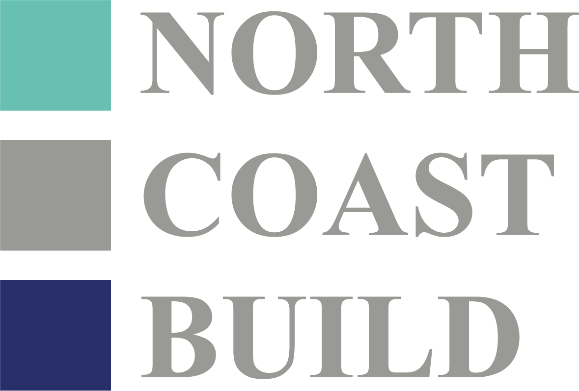 North Coast Build Logo - Cornwall